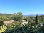 A vendre LE LUC en Provence maison de 115m² avec vue imprenable sur 592m² de terrain
