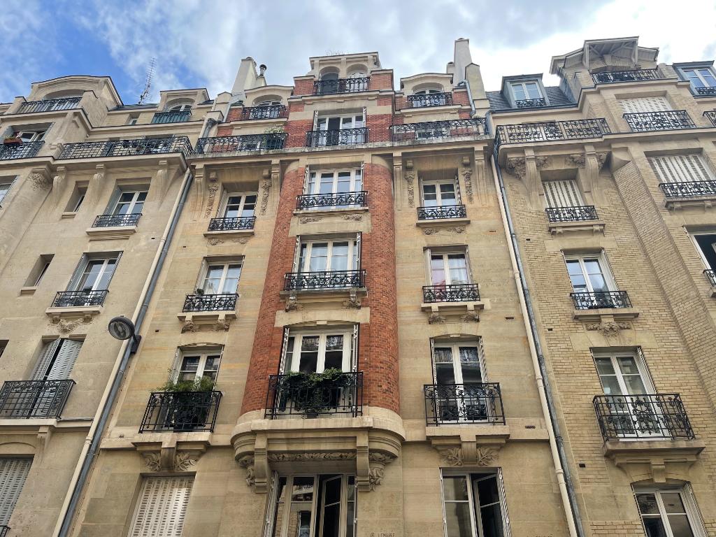 Appartement Paris 2 pièce(s) 29 m2