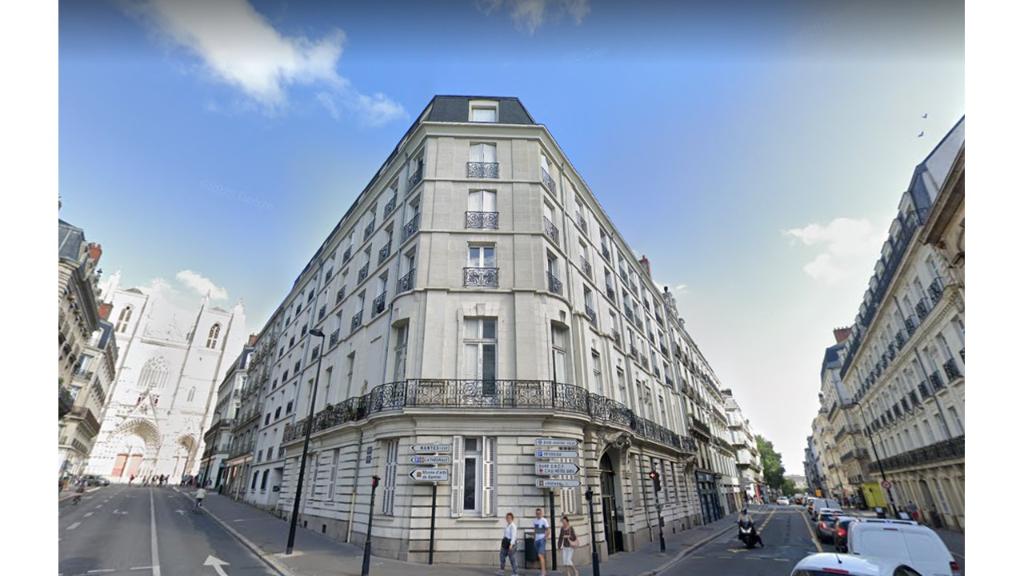 Bureaux Nantes Cathédrale 40 m2