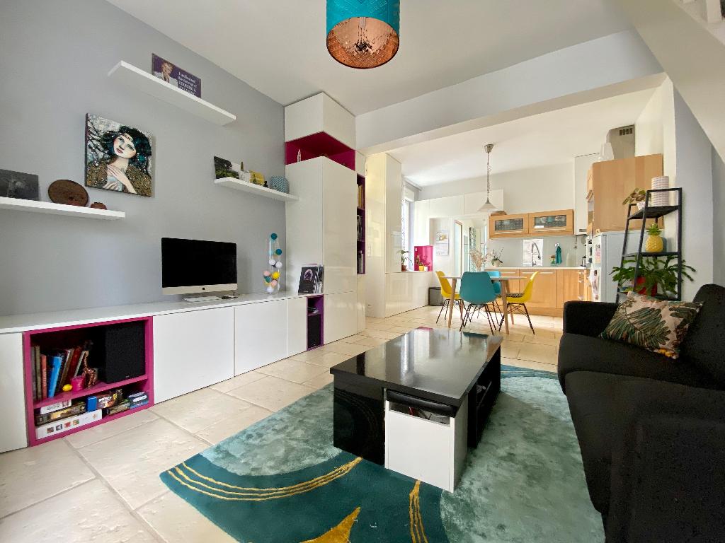 Maison 4 pièces de 67 m² en copropriété